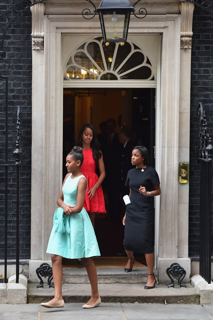 The First Family in London