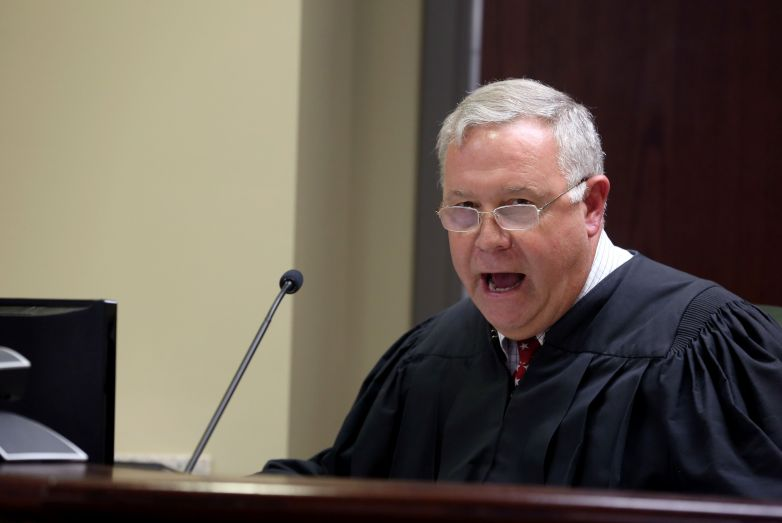 Judge James Gosnell, AME Shooting, Dylann Roof