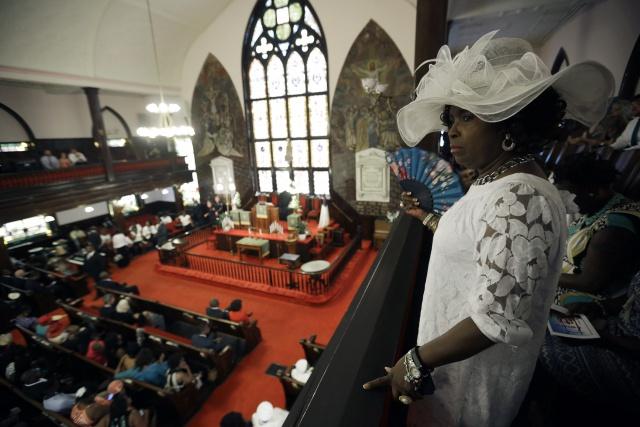 Charleston In Mourning After 9 Killed In Church Massacre