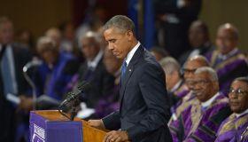 Barack Obama, Clementa Pinckney