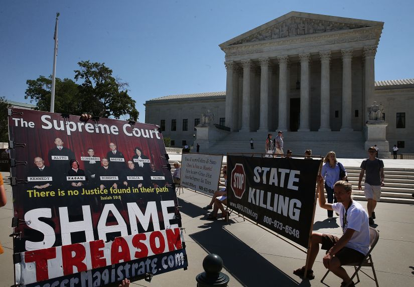 Supreme Court, Lethal Injection, SCOTUS
