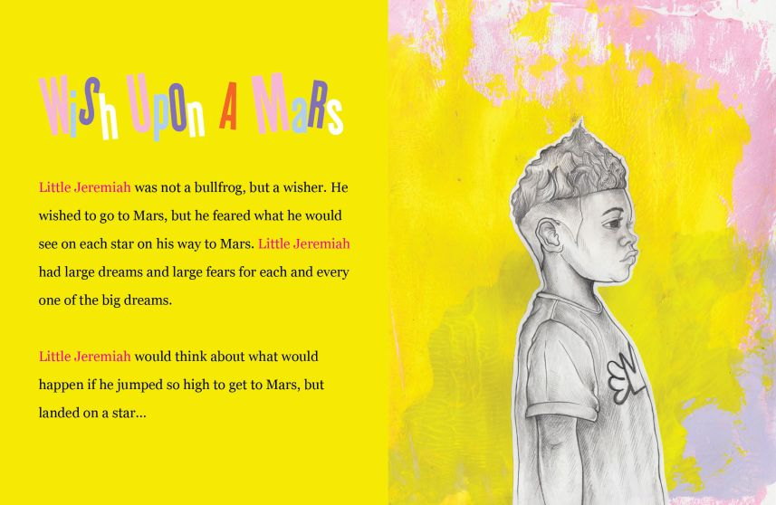 """Large Fears"" Book Photos"