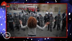 """NewsOne Top 5: Baltimore Cops Double Down On """"Holding The Line"""" Against Freddie Gray Protesters"""