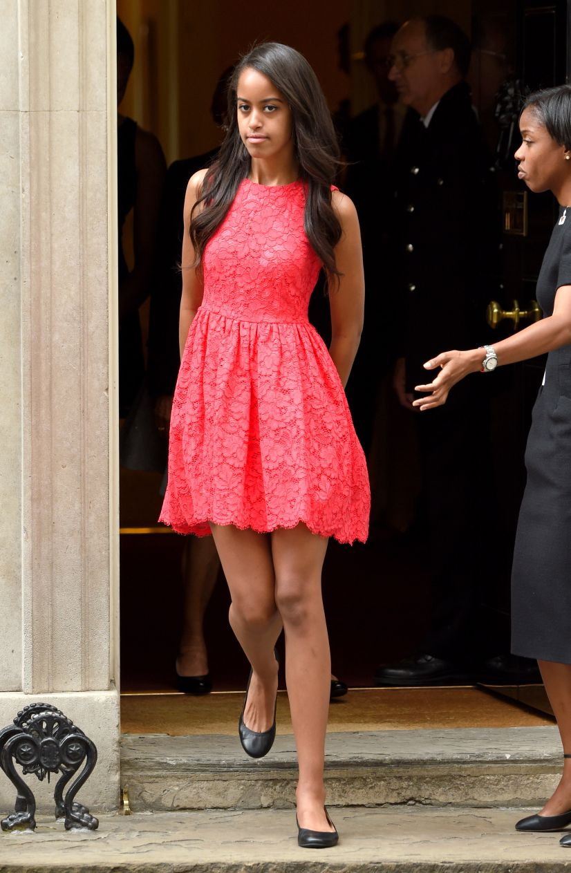 Malia Obama, First Daughters, First Family, Barack Obama