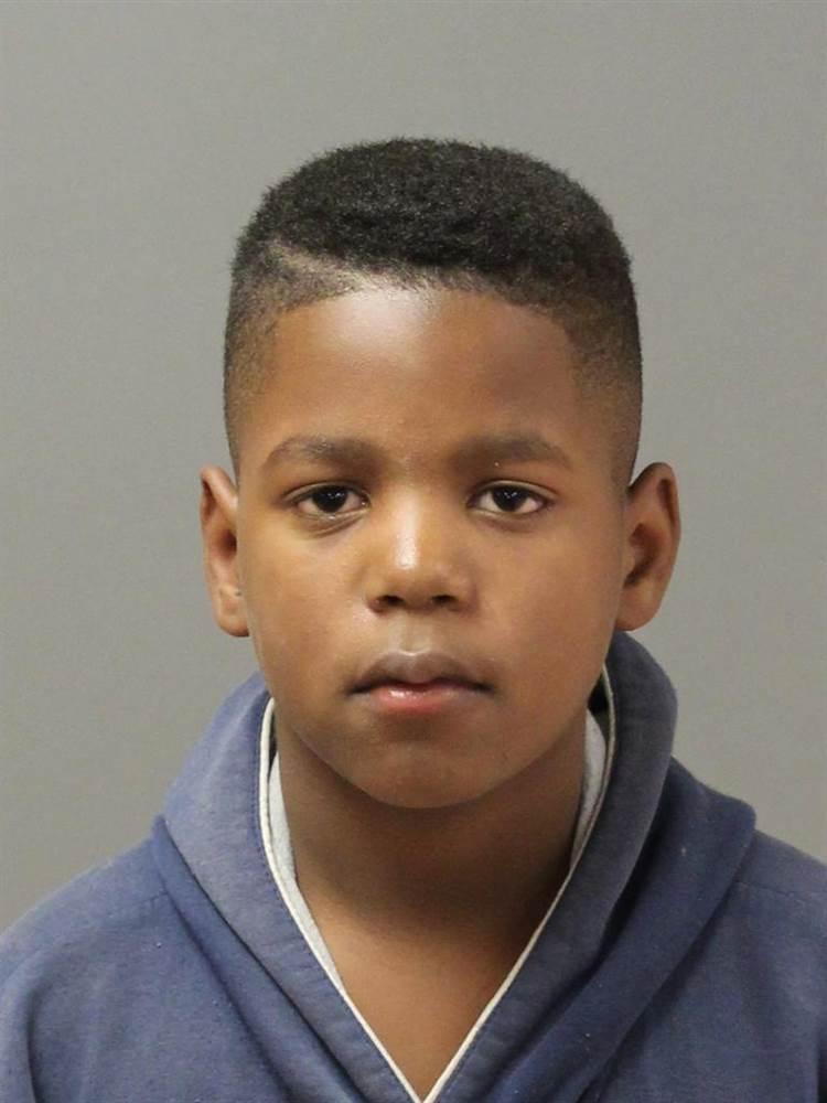 Jarrell Milton, Arrested, shooting, mugshot