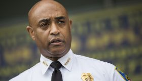 Baltimore Police Commissioner Anthony Batts, Baltimore