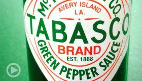 WTH?! Thursday: Thirsty Drunk Man Breaks In To Restaurant, Mistakes Tabasco Sauce For Liquor