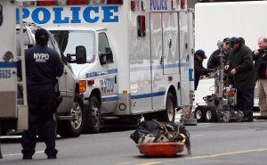 NYPD Police Van