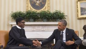 Muhammadu Buhari and Barack Obama