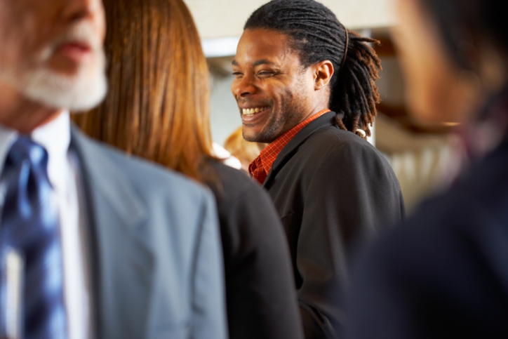 Networking in Color - Black Professionals