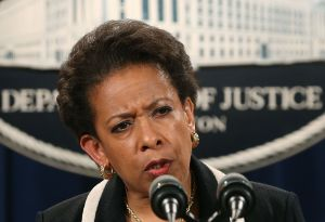 Attorney General Loretta Lynch Announces Federal Charges For Charleston Church Shooter