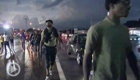 State Senator Maria Chappelle-Nadal & Activist Tef Poe Express Frustation With Lack Of Change In Ferguson