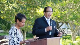 Dr. Benjamin Chavis, President of NNPA Discusses The 20th Anniversary Of The Million Man March