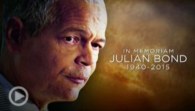NewsOne Now Honors The Life And Legacy Of Civil Rights Icon Julian Bond