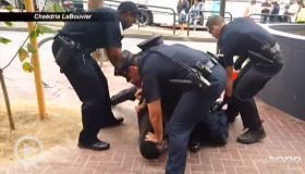 Cops Gone Wild: San Francisco Cops Pin One-Legged Homeless Man To The Ground