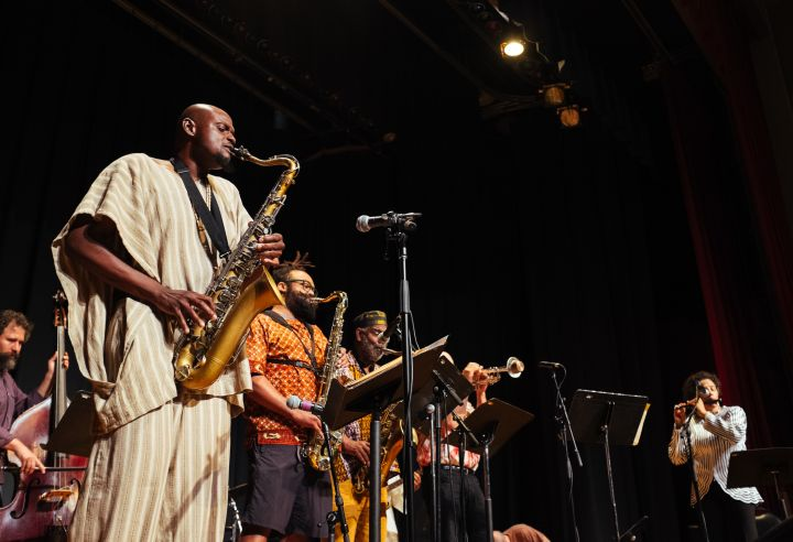 Chicago Jazz Festival and The City's Music Scene