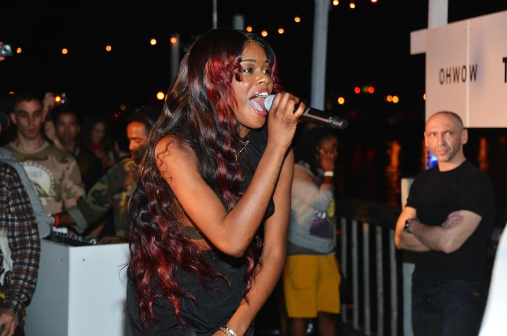 """Azealia Banks: There aren't many female voices in hip-hip as dominating as Azealia Banks. The Harlem bred artist bursted to the scene at the age of 17 and found success in 2012 with the release of """"212."""" With cosigners like Kanye West and a huge social media following, Banks found herself at the top and pressured to release her debut album, Broke With Expensive Taste. In the years it took to the get the delayed album on the shelves, the singer made a name for herself by speaking out on culture appropriation of Black women, sexism in the rap game and shared her thoughts on the country's moral compass when it comes to addressing racism. Her statements, in just 140 characters, shook up the industry, leaving her to fall out with producers like Pharrell and Diplo. Backlash has yet to stop the artist from touring and performing and finally in 2014, her album was released and was praised by fans. Currently the """"Ice Princess"""" spitter is on tour in the U.S."""