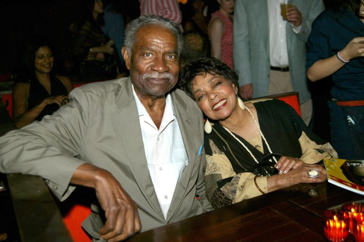 """Ruby Dee & Ossie Davis: Ruby Dee and Ossie Davis were the epitome of Black love and power throughout their long lasting careers. While Ossie and Ruby were dominating the theater and big screen in the 50's and 60's, their love of the people and civil rights made them icons in the movement. After advocating for rights for African-Americans, the couple was met with criticism by reporters who claimed they were """"ambushing captive white liberals"""" during panel discussions. The couple continued to fight for rights and took dominating roles together and apart. Some of their shared memorable films include the Spike Lee flicks, Do The Right Thing and Jungle Fever. Their stars continued to shine bright well into their later years, with both actors performing in the theatre. Ossie passed away at 87 in 2005 and Dee at 91 in 2014."""