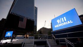 New York City Commemorates 10th Anniversary Of 9-11 Terror Attacks