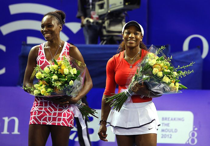 TENNIS-RSA-USA-WOMEN-PEOPLE-WILLIAMS