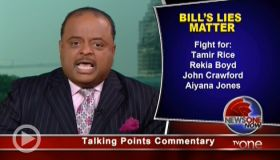 Bill's Lies Matter: Roland Martin's Talking Points Memo On #BlackLivesMatter