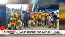 America's Journey For Justice March Nears Its End In Washington D.C.