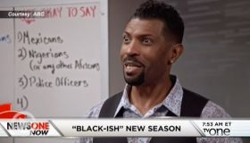 Actor/Comedian Deon Cole Talks New Season Of 'Black-ish' On ABC