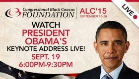 President Obama Phoenix Awards CBC Keynote