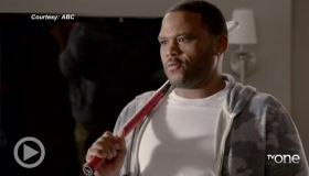 "Anthony Anderson Mixes It Up And Talks Season 2 Of ABC's ""Black-ish"""