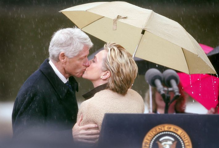 Clinton Presidential Library Opens