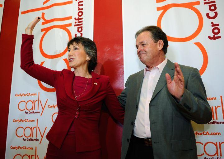 Carly & Frank Fiorina