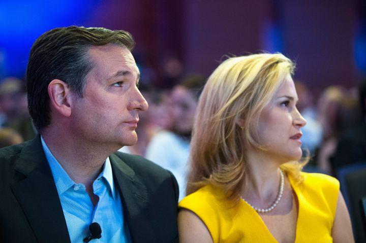Ted & Heidi Nelson Cruz