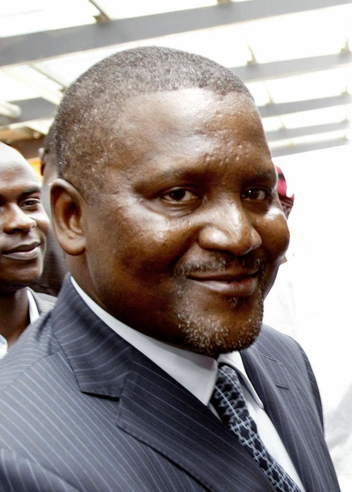 Aliko Dangote, Billionaire African Entrepreneur | Net Worth: US $18.3 Billion