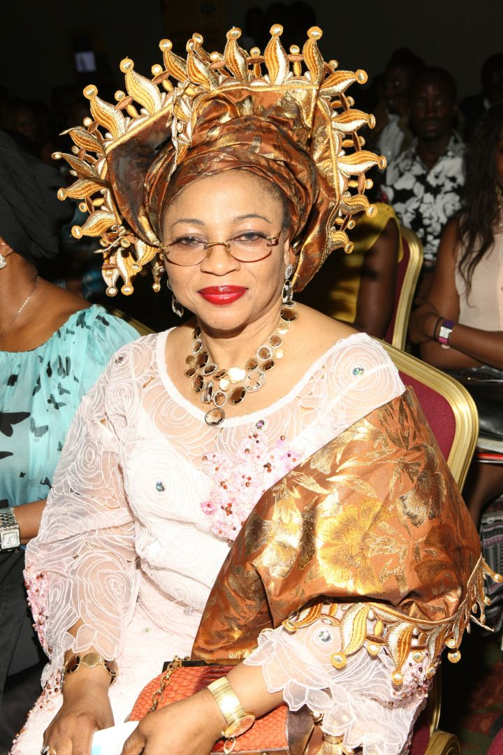 Folorunsho Alakija, Nigerian Businesswoman | Net Worth: $2 Billion