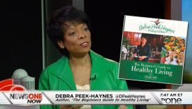 How Holistic Nutrition And Healthy Living Helped Debra Peek-Haynes With Infertility