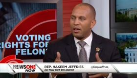 Rep. Hakeem Jeffries Proposes Bill To Restore Voting Rights To Ex-Felons