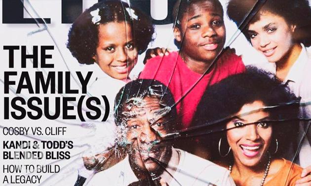 Famous 'Ebony Magazine' Cover In 2015