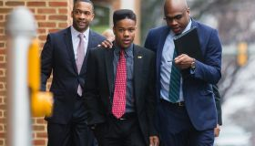 University Of Virginia Student Martese Johnson Appears In Court Over His Violent Arrest For Public Intoxication
