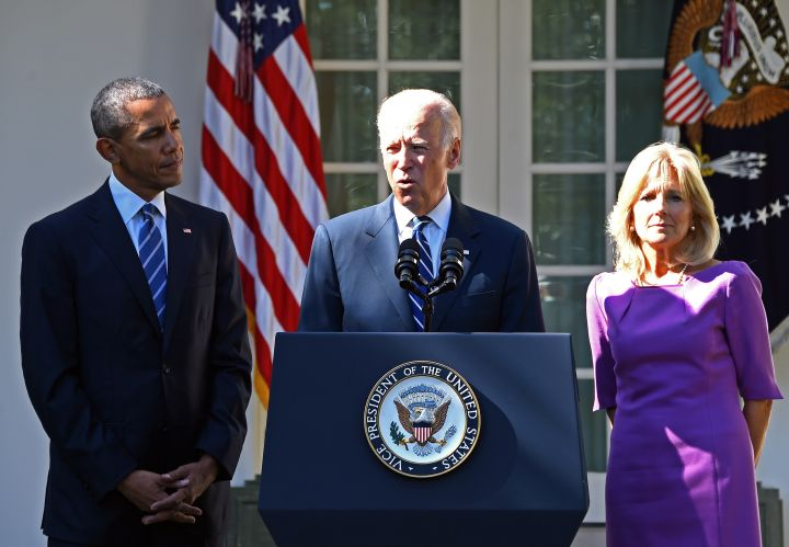 Vice President Joe Biden Almost Ran for President