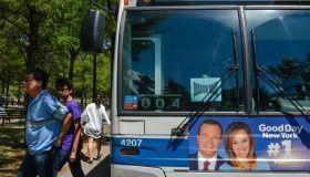Through agreement with NYC's Metropolitan Transportation...