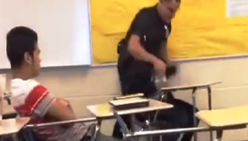Spring Valley High School Officer Fired