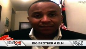 NEWSONE NOW EXCLUSIVE: Is Big Brother After #BlackLivesMatter And Spying On Activists?