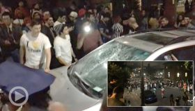 3000 To 5000 Riot At UC Berkeley, Incident Is Called A Brawl/Fight