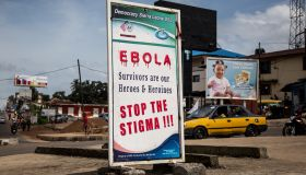 Ebola - Stop The Stigma! (WS)