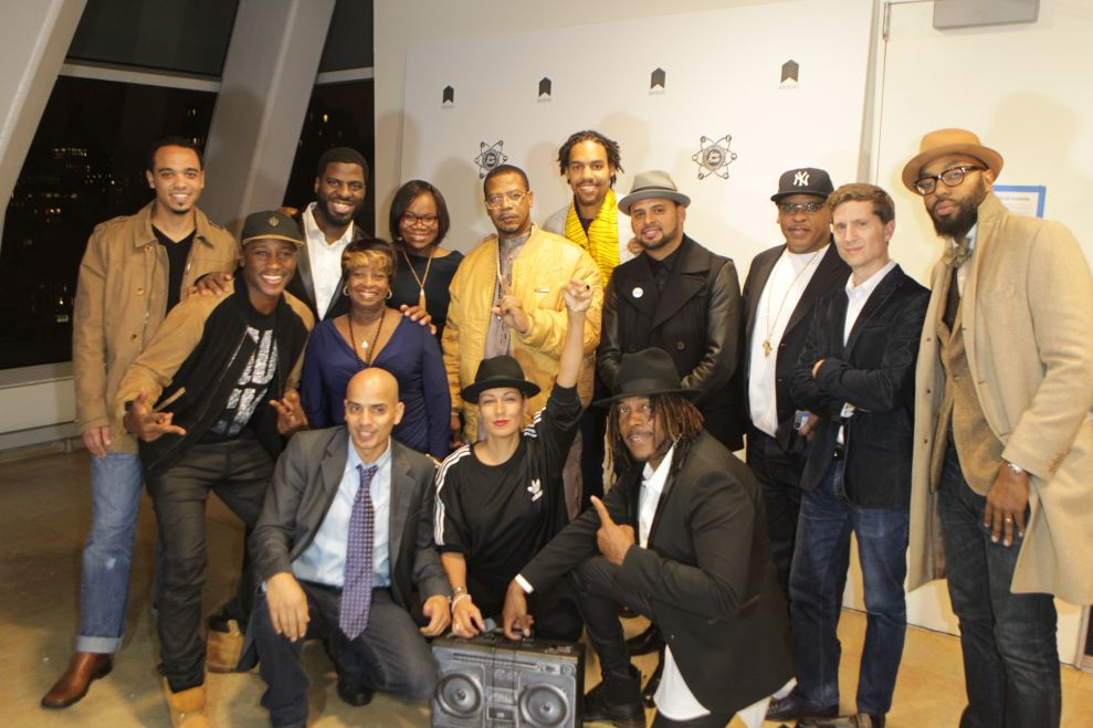 Hip Hop Education Center's First Annual Extra Credit Awards
