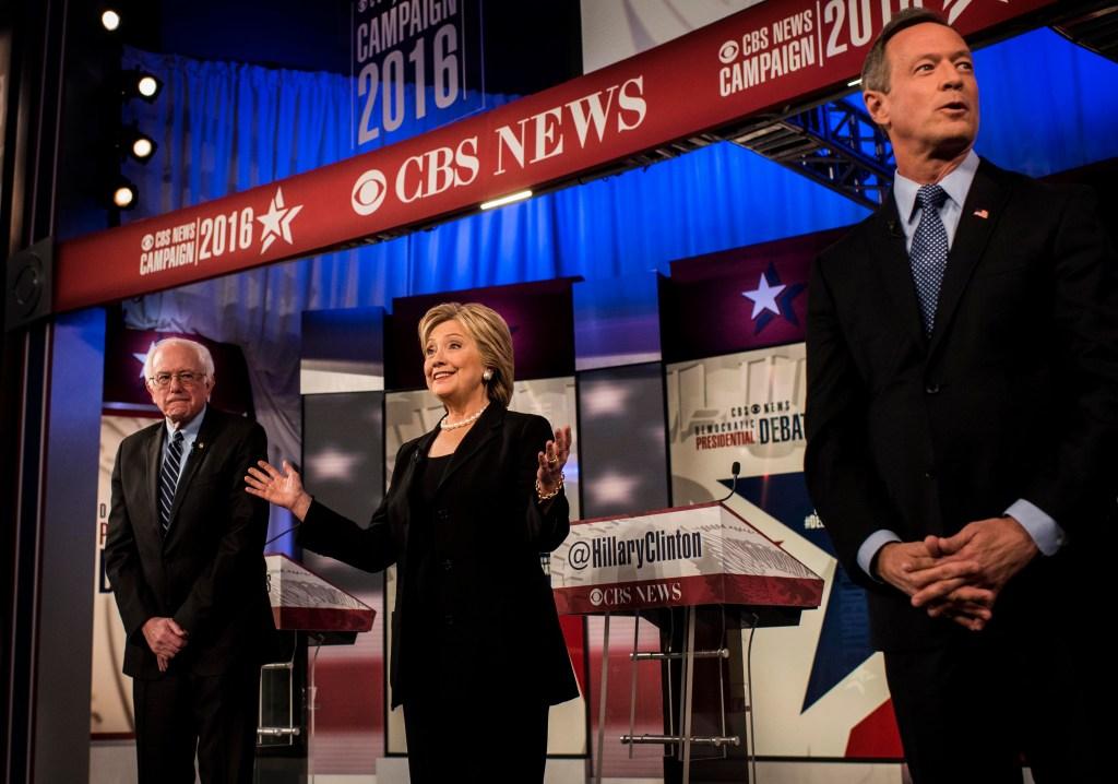 Democratic National Committee Presidential Primary Debate