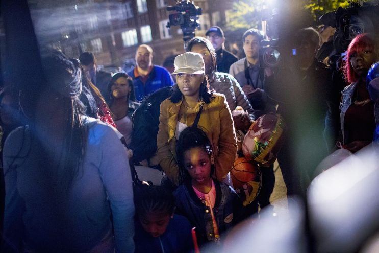 Candle Light Vigil Held For 9-Year-Old Shot And Killed In Chicago