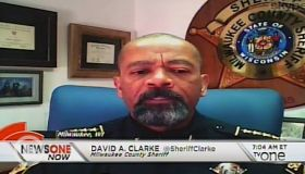 NewsOne Now Exclusive: Controversial Milwaukee Sheriff David Clarke Talks Black Lives Matter, Police Brutality, Racist Cops And More