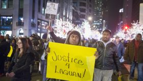 Protests Erupt In Chicago After Video Of Police Shooting Of Teen Is Released