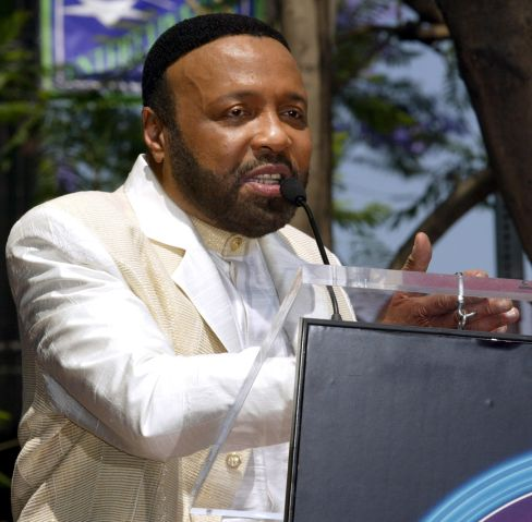 Gospel Artist Andrae Crouch Honored with a Star on the Hollywood Walk of Fame for His Achievements in Music